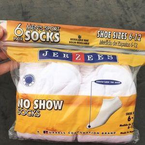New Men's no-show socks